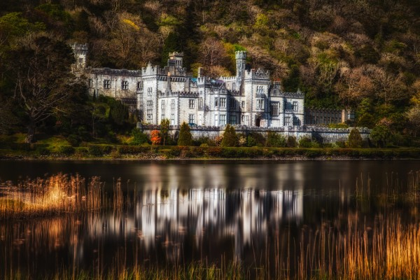 The  Kylemore Abbey