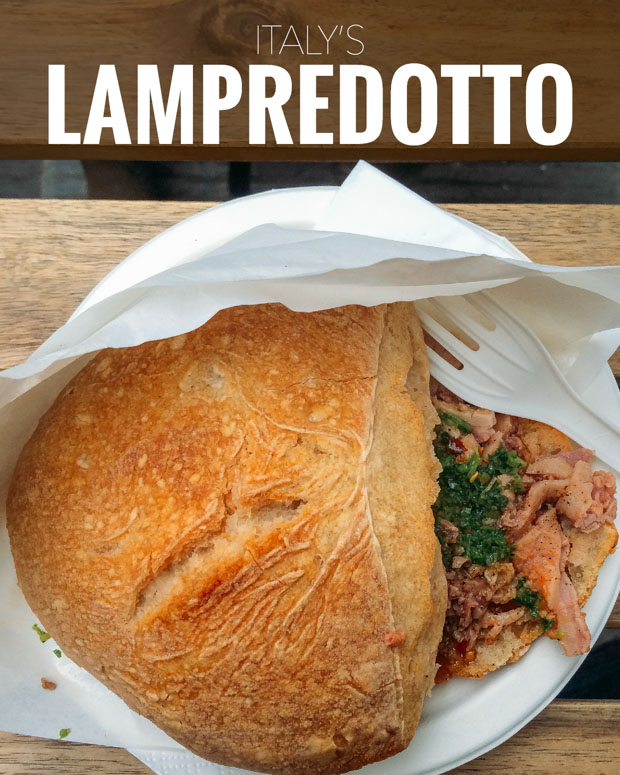 A traditional Tuscan sandwich, you must eat lampredotto in Italy. Find out why and the best place to get it.