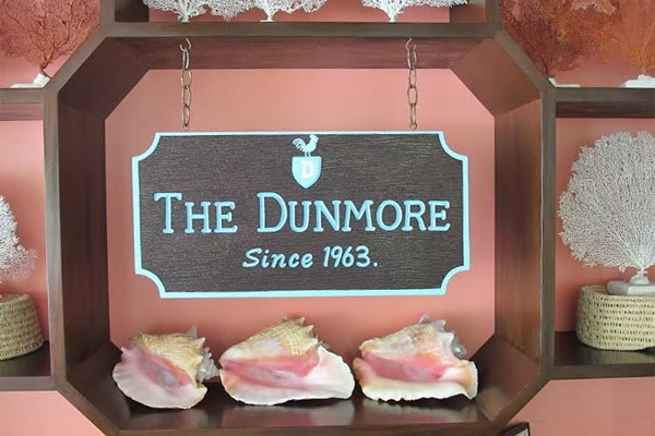Dunmore Welcome Sign