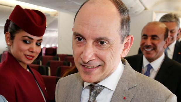"Qatar Airways chief executive officer Akbar Al Baker apologised for calling all American flight attendants ""grandmothers""."
