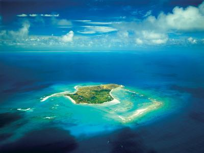 Travel-Caribbean-Private-Island-Paradises-Necker-Island-Aerial-View