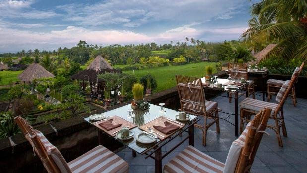 In Bali, hotel taxes and service charges will add 21 per cent to your hotel bill.