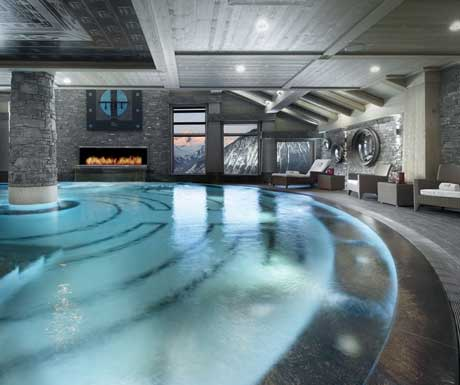 K2 Spa in Courchevel 1850