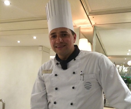 Chef Daniel - Executive Chef on the River Countess