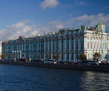 State Hermitage Museum-St Petersburg Russia